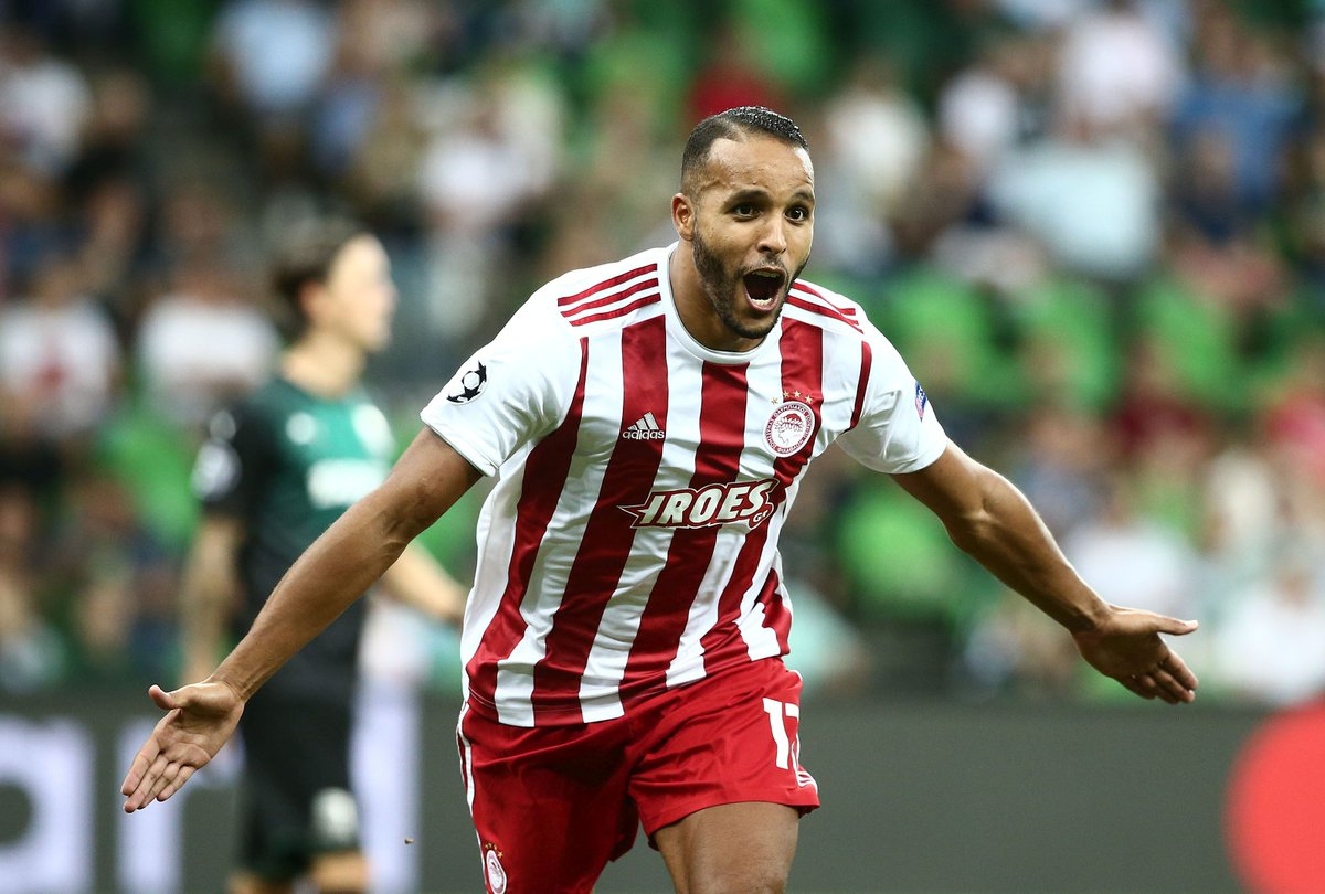 Video: Krasnodar vs Olympiakos Piraeus Highlights