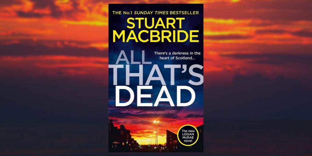 Stuart MacBride is having some time off (@StuartMacBride