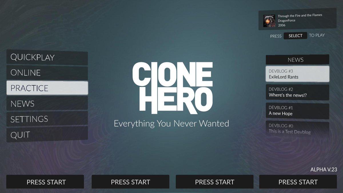 Clone Hero (@CloneHero) | Twitter