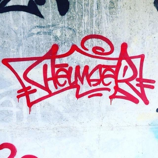 handstyle hashtag on Twitter