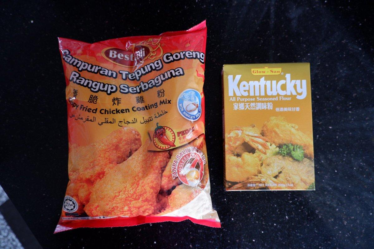 Mais Tweet Tadi Pergi Grocery Store Beli Tepung Ayam