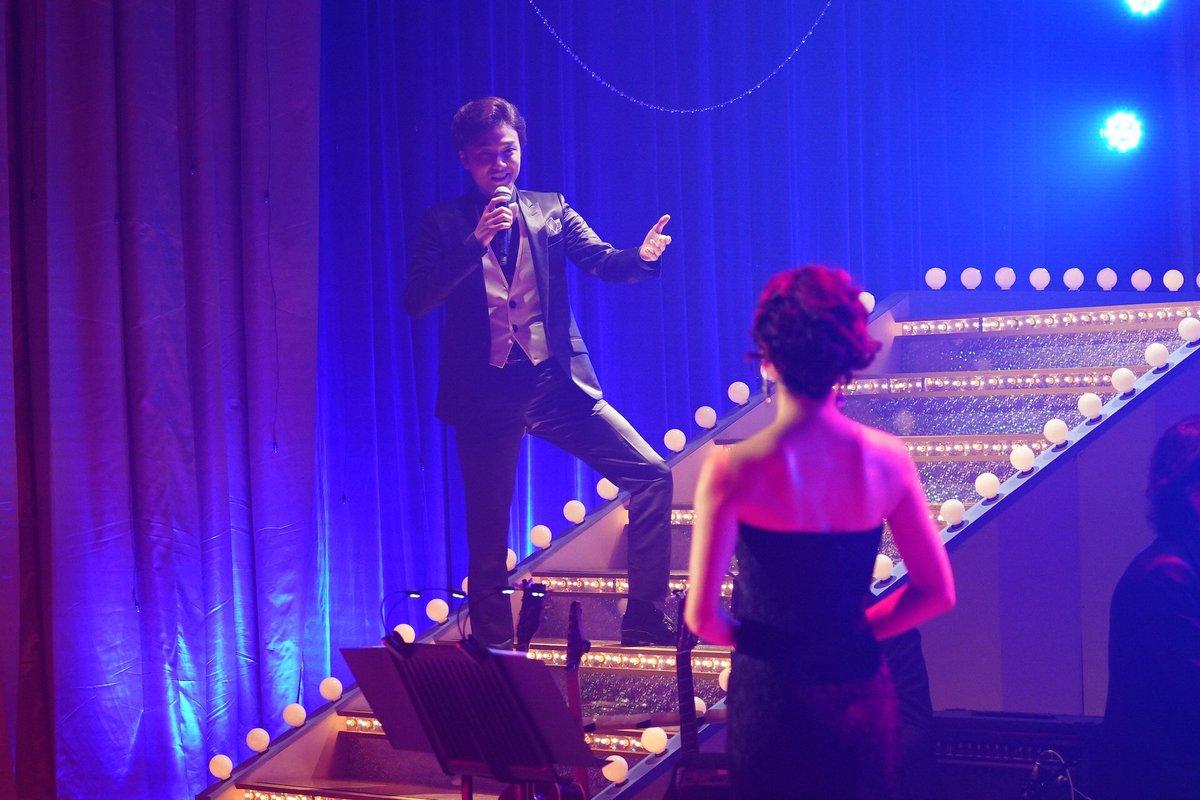 【今夜初回放送】 グリブラ 第29話歌コーナーは 井上芳雄 さん 木村花代 さんによる「オペラ座の怪