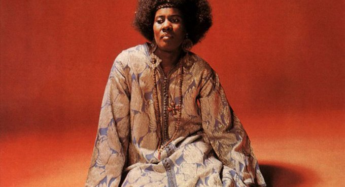 Happy birthday, Alice Coltrane!