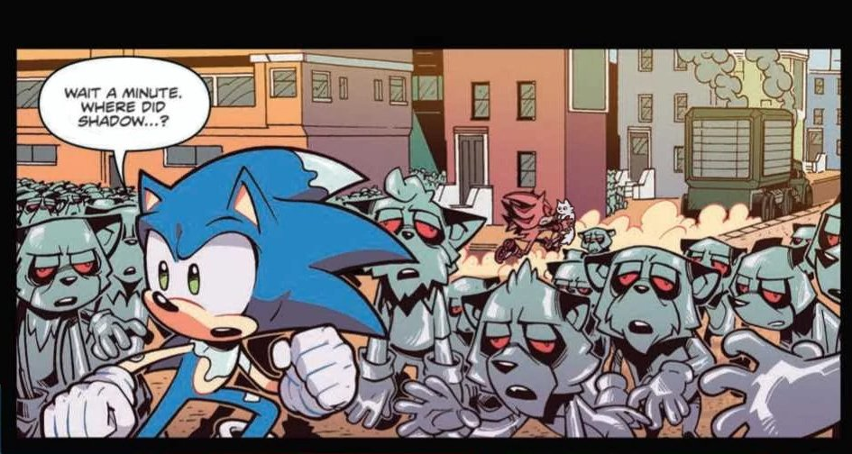 Balena Productions On Twitter So There S Sonic Zombies And Shadow Loves A Kitty Cat