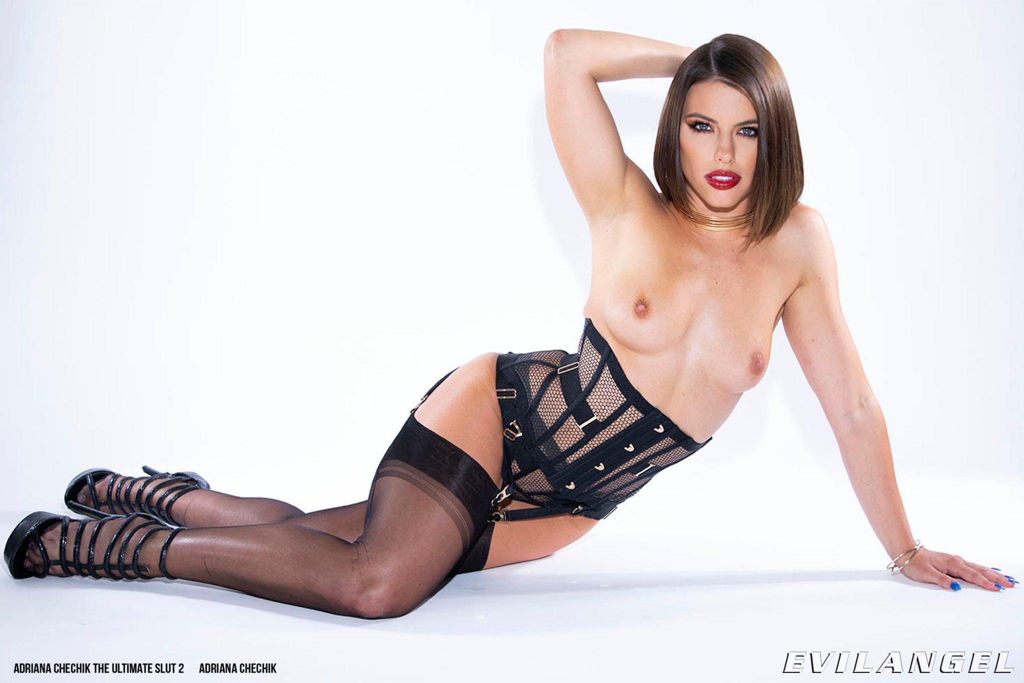"Adriana Chechik The Ultimate Slut evilangelvideo on twitter: ""adriana chechik the ultimate"