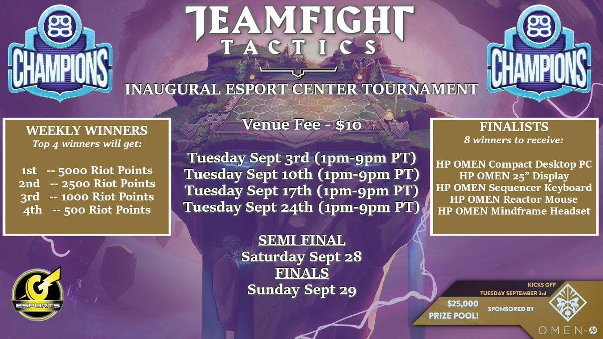 TeamFightFactics hashtag on Twitter
