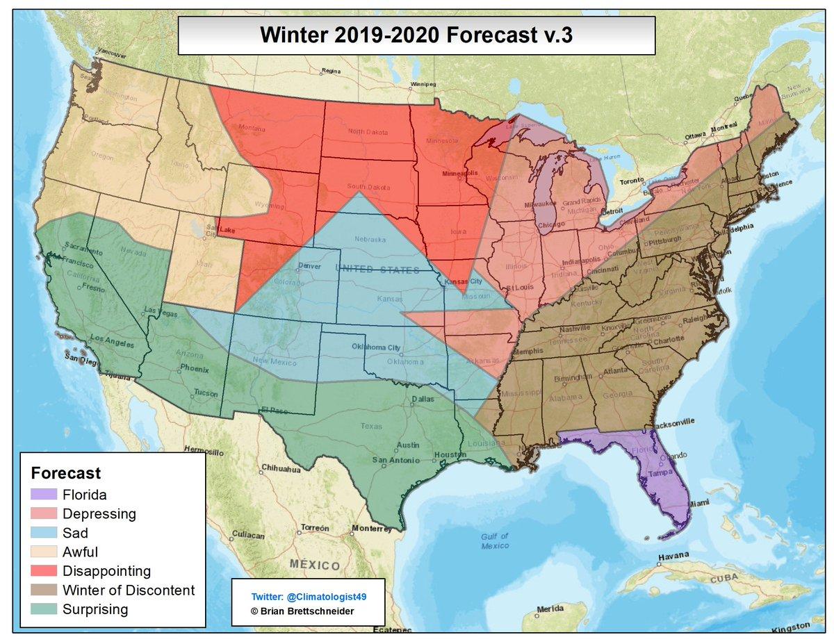 Winter 2020 Forecast.Brian Brettschneider On Twitter By Unpopular Demand Here