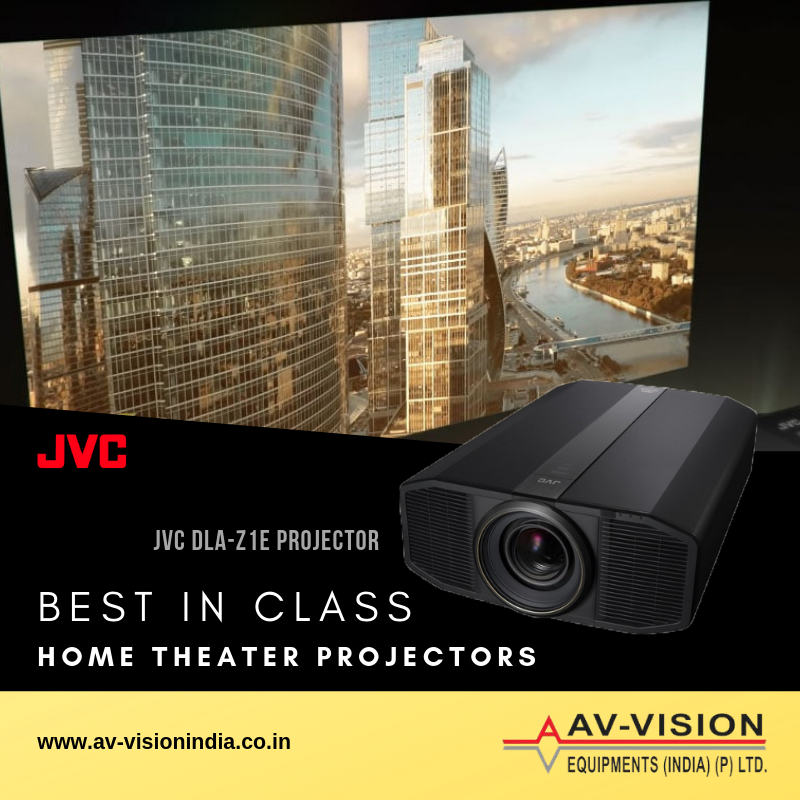 jvc projector hashtag on Twitter