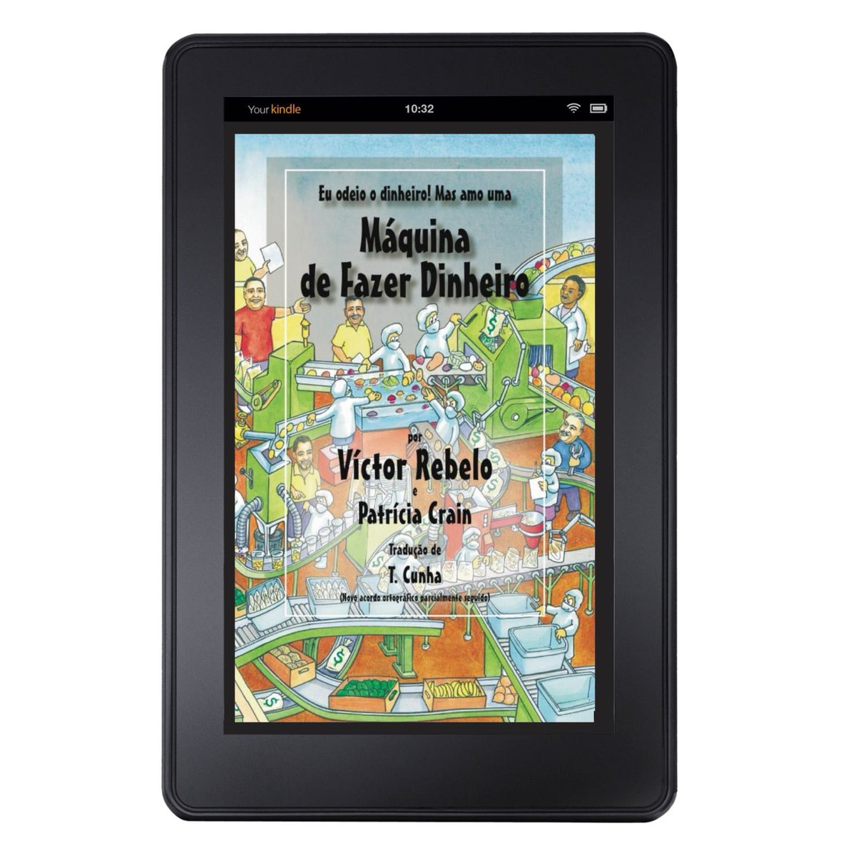 ebook experience and