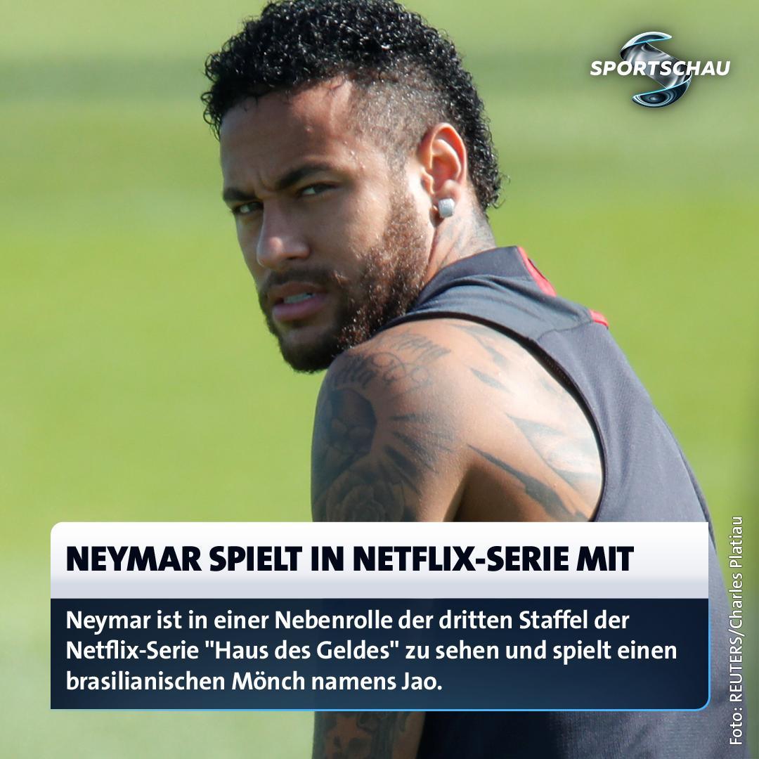 Neymar Haus Des Geldes Folge