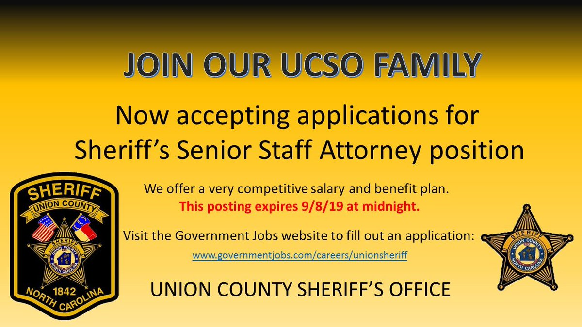 Union County Sheriff (@UnionCoSheriff) | Twitter