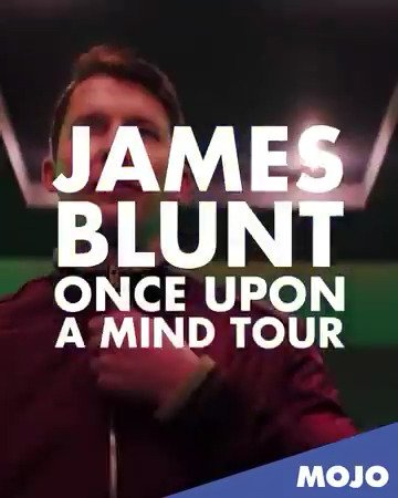James Blunt comes to Amsterdam in February 2020 for a