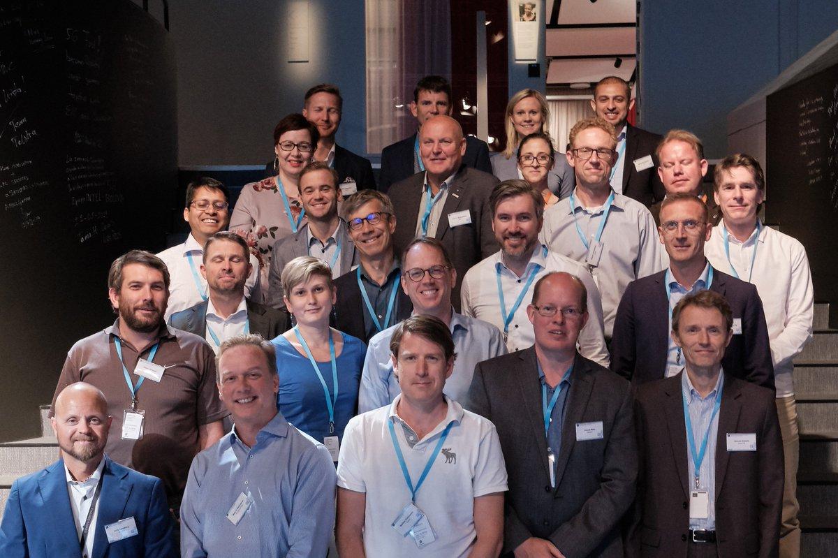 Nya affärsmodeller för digitalisering av gruvindustrin, det var temat när forskare från @LTUniv  i samarbete med Boliden, ordnade workshop i @EricssonStudio  i Stockholm, inom forskningsprojektet DigIn. Läs mer på http://bit.ly/2ZqYVUIpic.twitter.com/mU0qslncR8