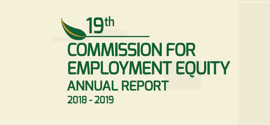 Image result for Commission for Employment Equity