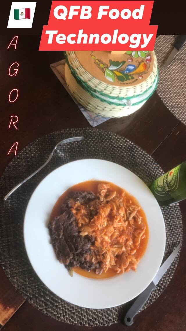 #High #protein, #colorful & #tasty #Mexican 🇲🇽/#American 🇺🇸  #breakfast with #Purepecha #Spices from #Uruapan, #Michoacán 🇲🇽. - A #beautiful #rainy #day at #FortWorth - #Delicious ÁGORA's (#Lindauforlife) #QFB #Food #Technology for #Cancer #Prevention.
