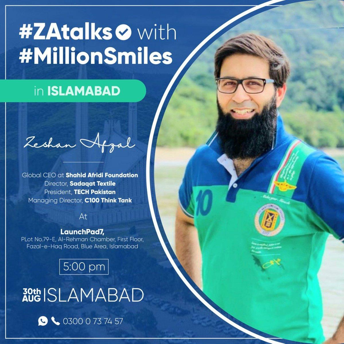 Zeshan Afzal ذیشان افضل (@ZAtalks) | Twitter