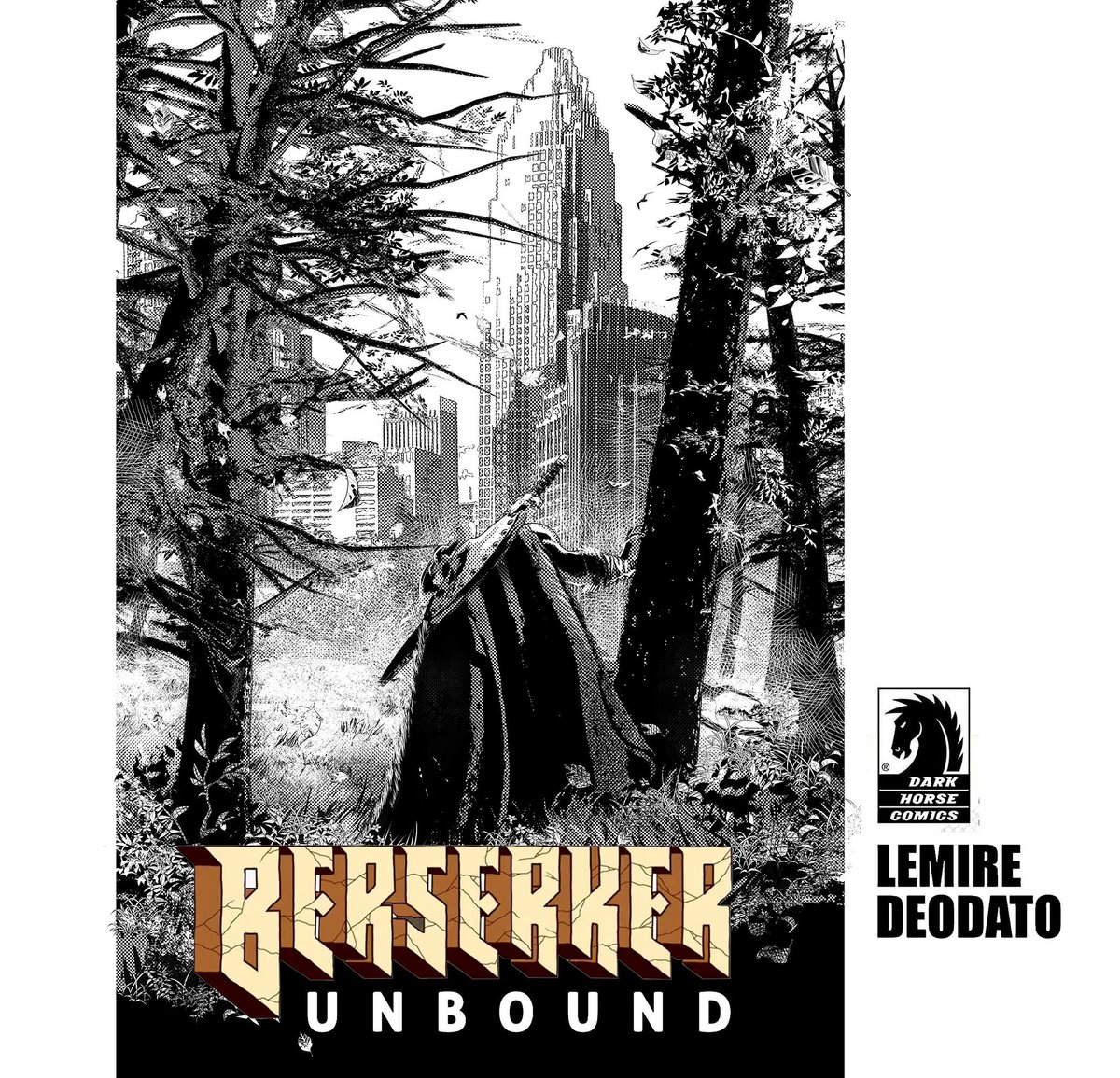 Dark Horse Comics 2019 Berserker Unbound #2 Main Cover