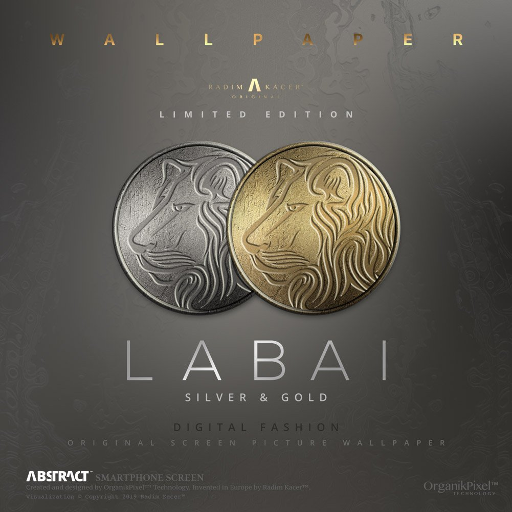 LABAI - Original #wallpaper from Radim Kacer DIGITAL SCREEN