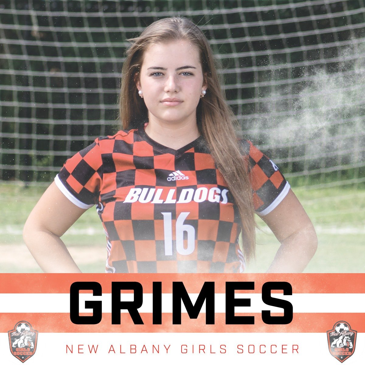 The team would like to wish a big Happy Birthday to Junior Kyah Grimes!