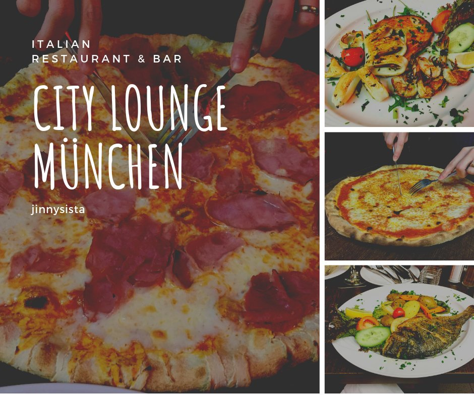 #eataroundtheworld #แนะนำร้านอาหาร City Lounge München ประเทศเยอรมัน ร้านอาหารอิตาเลี่ยนและคาเฟ่ ตั้งอยู่ใจกลางเมืองมิวนิค ประเทศเยอรมัน  #พิกัด Sonnenstraße 5, 80331 München #อ่านรีวิว https://m.facebook.com/jinnysista/photos/ms.c.eJwzNDI0NzMyNjMyNbAwMbbUMwTxTYwtQXwjYzMAY~;oGRQ~-~-.bps.a.121762352508440/121764392508236/?type=3&theater… . #italianfood #foodreview #foodinmunich #munichrestaurants #munichpic.twitter.com/qZvgJE1lEE