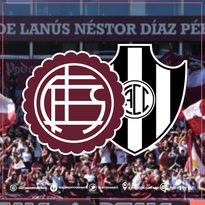#Superliga | Central Córdoba visita a Lanús