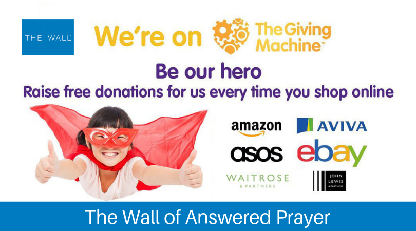 The Wall of Answered Prayer (@thewall2020) | Twitter