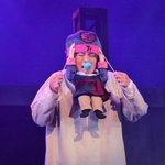 幽☆遊☆白書の舞台に出演しているコエンマの子どもと大人の姿の表現が予想をはるかに超えていた!
