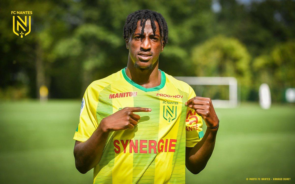 Kader Bamba FCN Nantes photo Ouest MEDIAS
