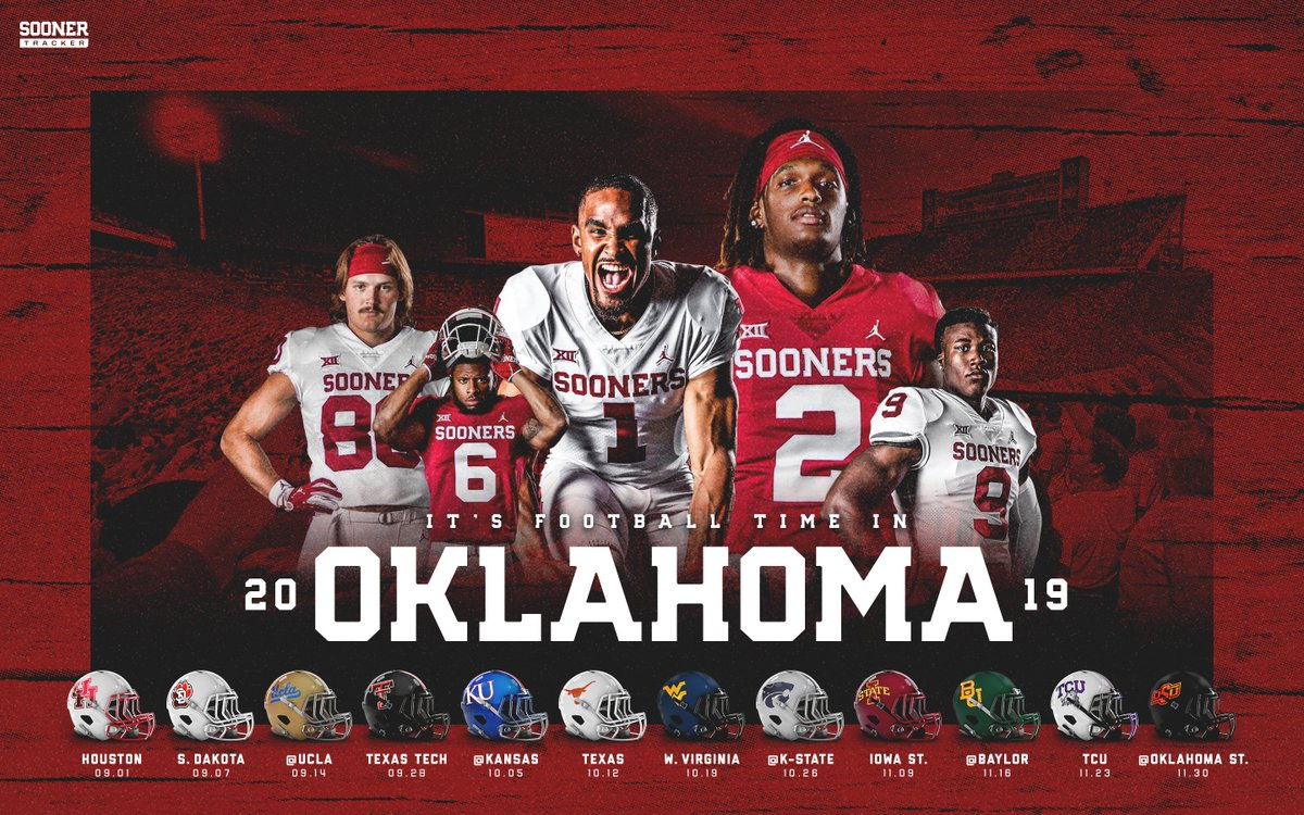 Sooner Tracker On Twitter And A Little Love For Your