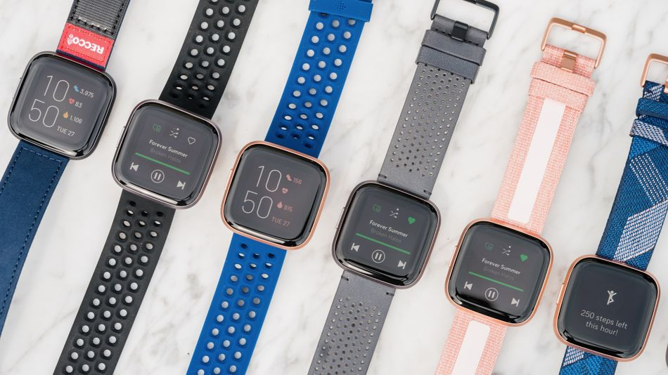 Fitbit's Versa 2 moves beyond steps and calories with improved sleep-tracking