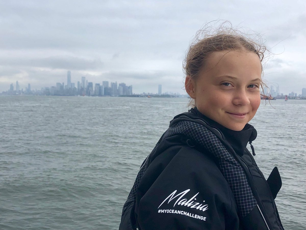 Greta Thunberg Has Already Changed the United States for the Better for Teen Climate Activists Like Us | teenvogue