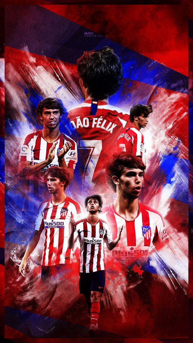 Nzo On Twitter Joao Felix Wallpaper Joaofelix70 Atleti Atletifr Atleti Atleticomadrid Felix Joaofelix