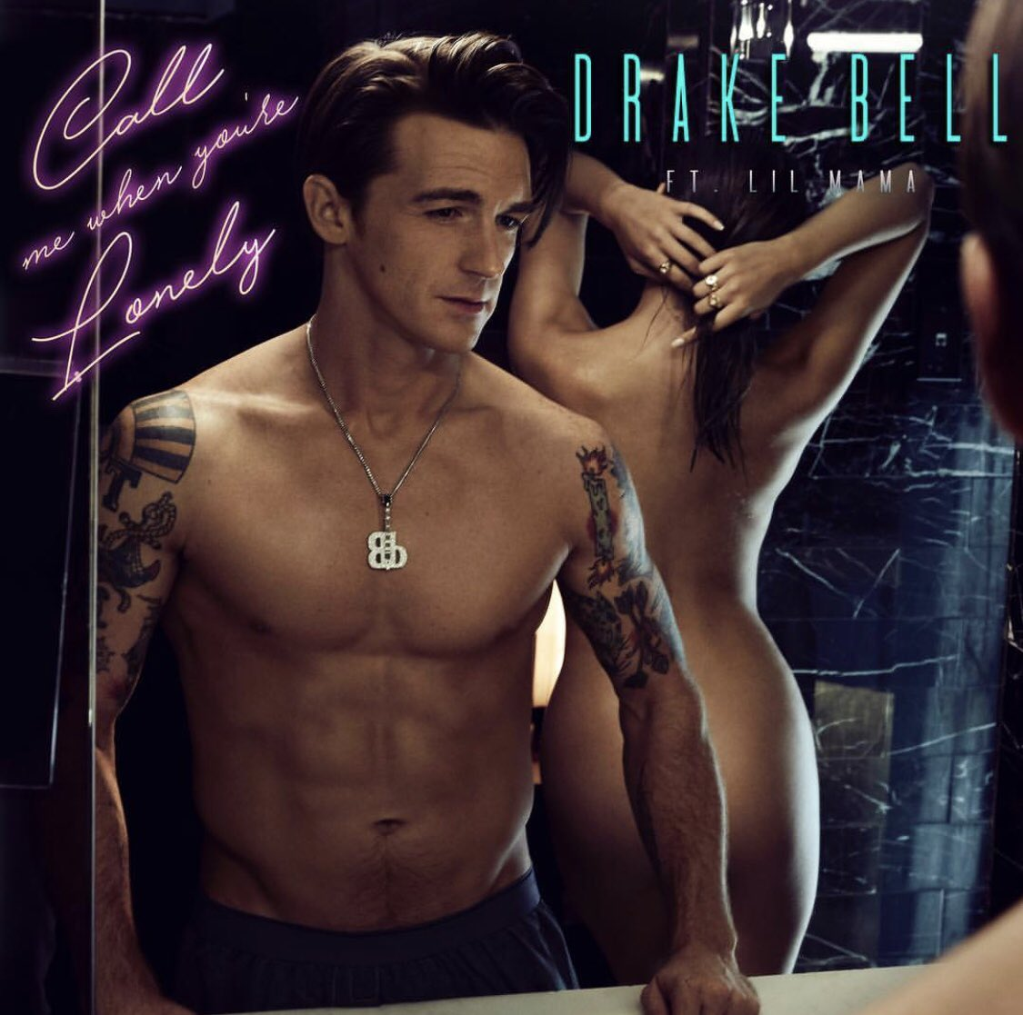 Replying to @DrakeBell: Call Me When You're Lonely 818-900-9678