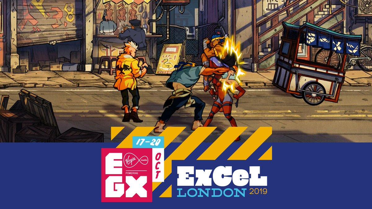 EGX 2019 on Twitter: