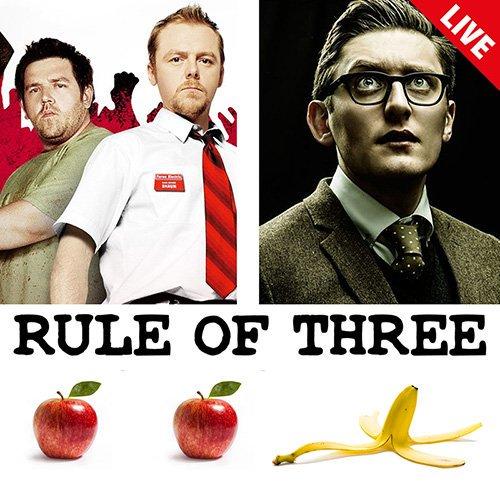 Rule of Three (@ruleofthreepod) | Twitter