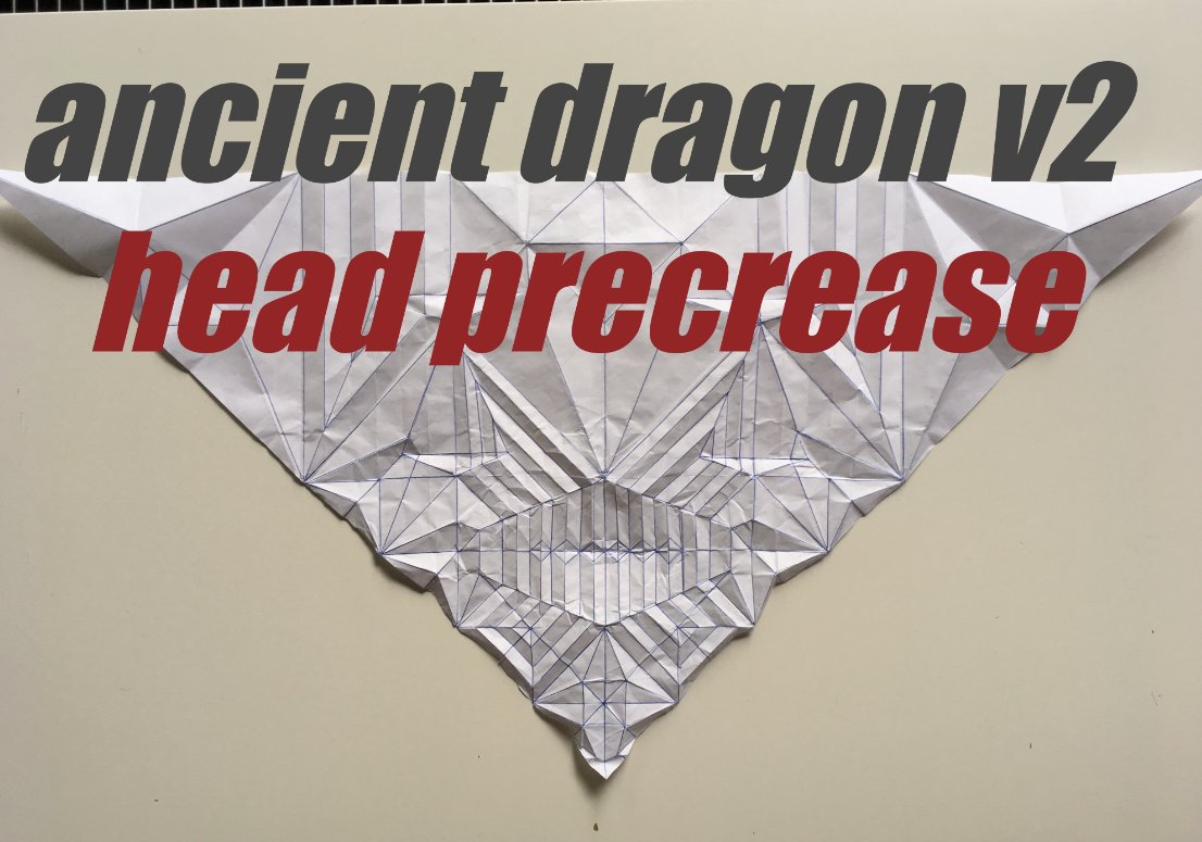 Origami Dragon-Head Instructions: www.Origami-Fun.com - YouTube | 775x1106