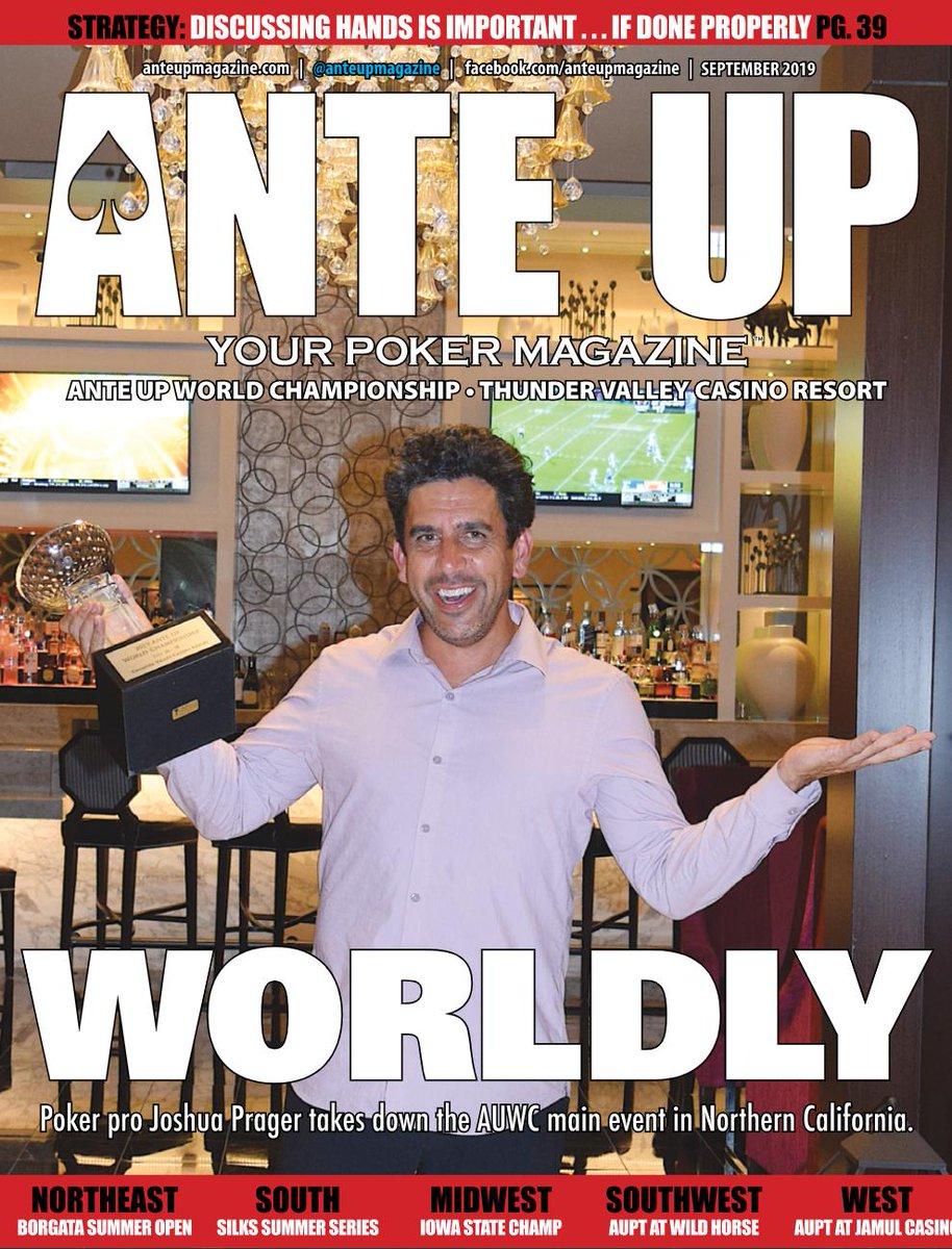 Ante Up Magazine (@anteupmagazine) | Twitter