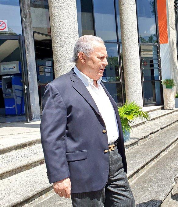 Imagen Ex ministro de Salud de Saca a juicio por corrupción-VerdadDigital.com-