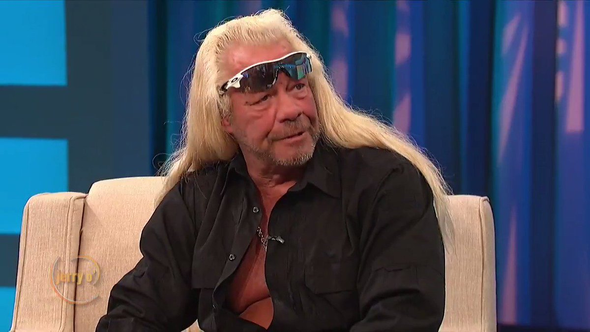 . @DogBountyHunter opens up about the passing of his wife Beth, his new show, and more.