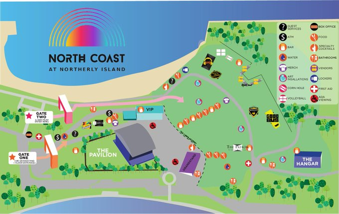 2020 North Coast Music Festival
