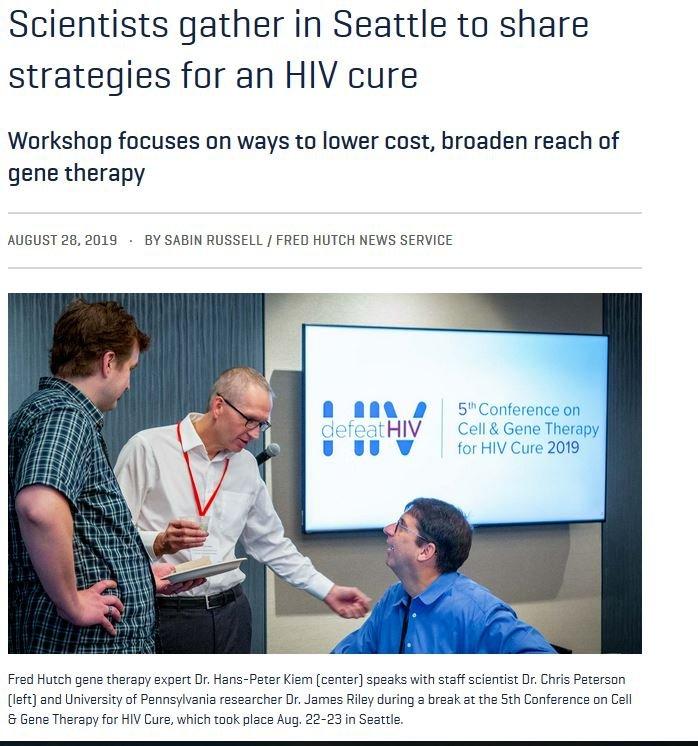 HIV cure (@HIVcureAU)   Twitter