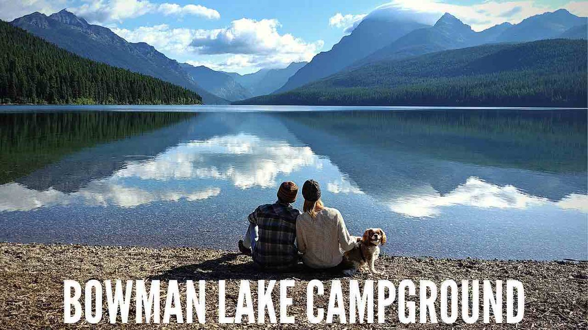 Do you have a favorite campground? I think I just found ours. (click the link for deets) In your opinion, what makes a campground great???  http://bit.ly/BowmanLakeRW   #bestcampgrounds  #nationalparks  #glaciernationalpark  #bowmanlake