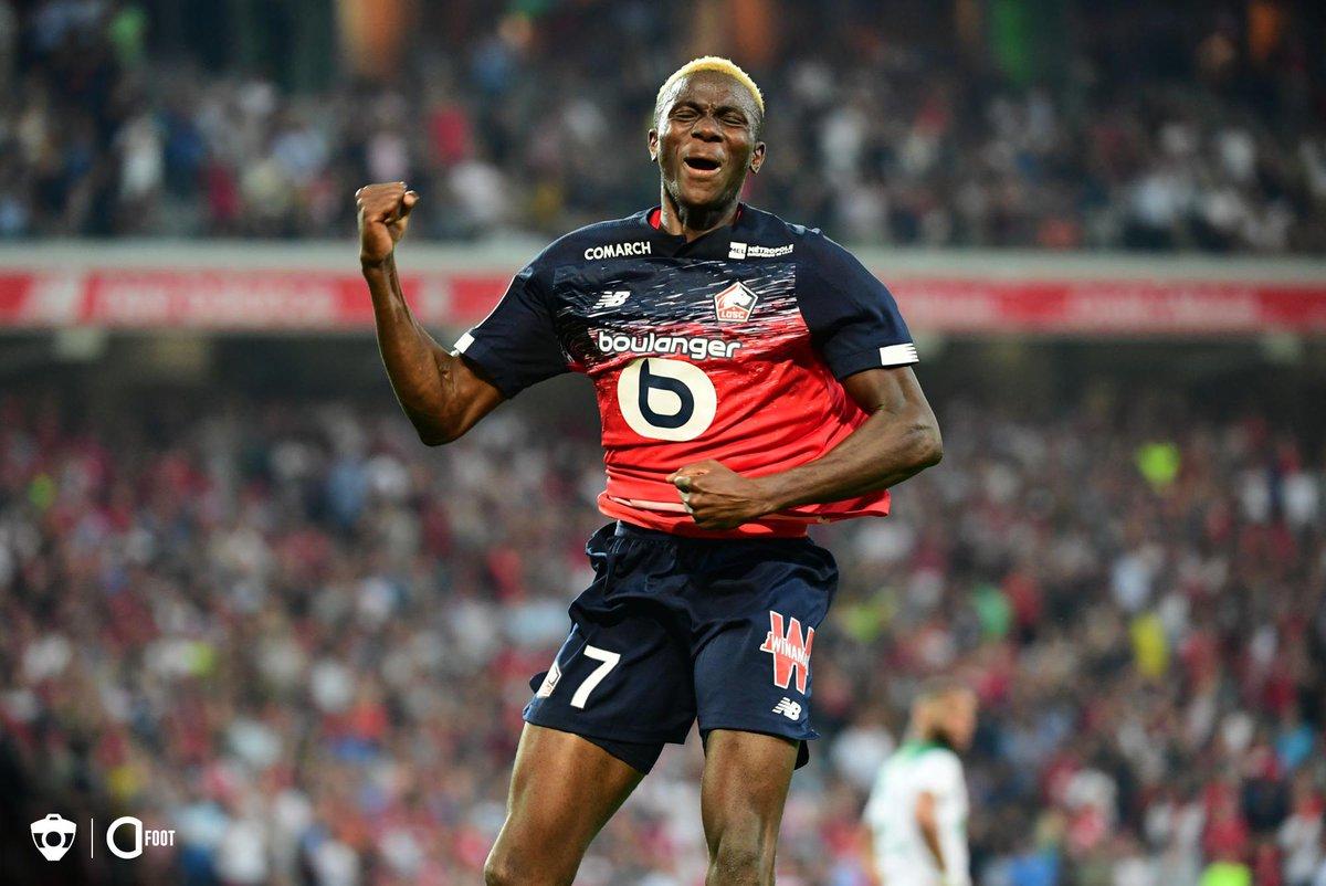 Video: Lille vs Saint-Etienne Highlights