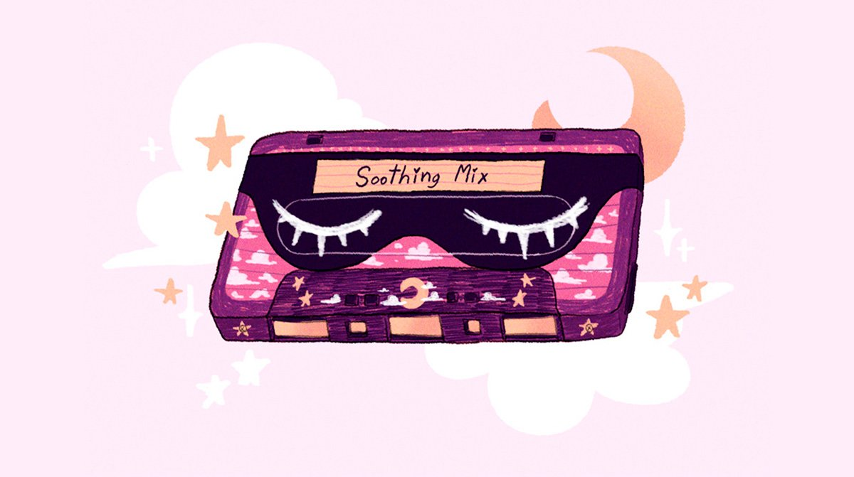Renata Nolasco Ta No Catarse Assinaturas On Twitter Soothing Mix 1 5 I M Drawing Cute Covers For My Spotify Playlists Because I Just Don T Care Anymore Here S The First One And Here S
