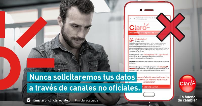 Mi Claro Chile (@miclaro_cl)   Twitter