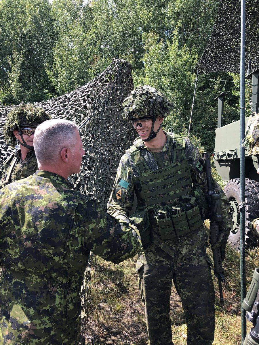 General Jonathan Vance (@CDS_Canada_CEMD) | Twitter
