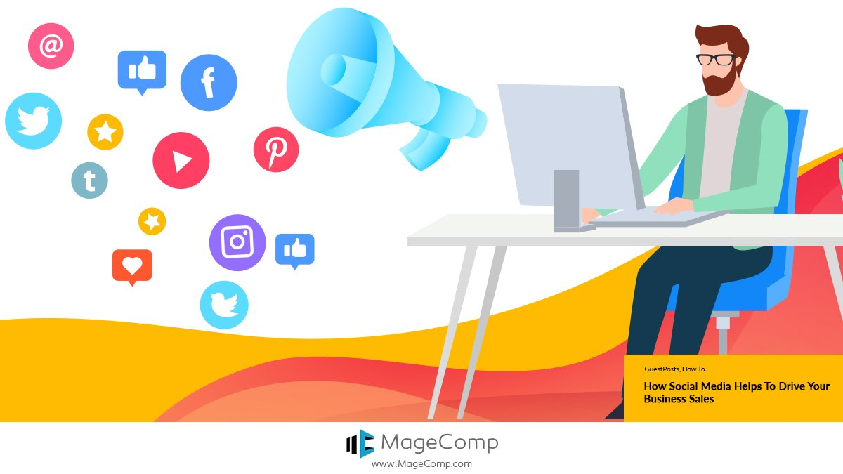 magecomp hashtag on Twitter
