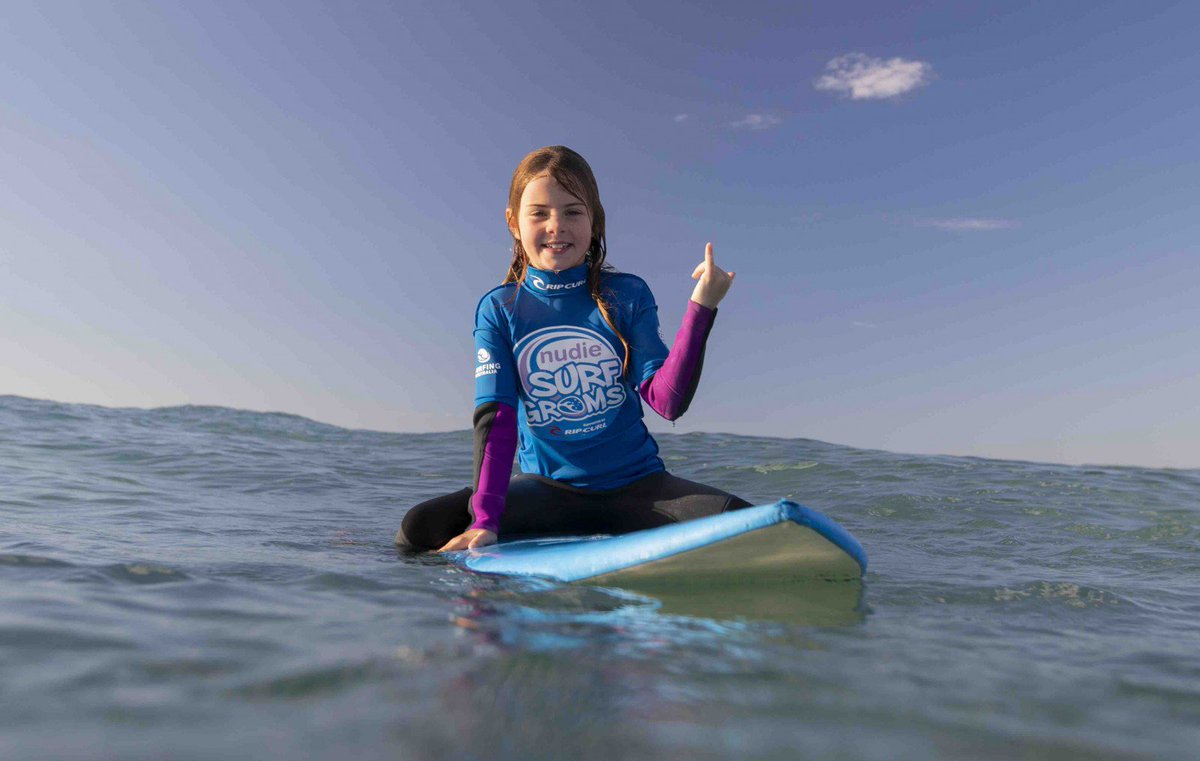 Get your kids surfing these holidays! Fun surf programs for 5-12 year olds, spring is here so get ready for summer!  Read more http://bit.ly/surfgromsmoanamiddleton…  #surfandsun #surfgroms #moana #middleton #nudie #surfprograms #surflessonspic.twitter.com/JrvdskYgE2