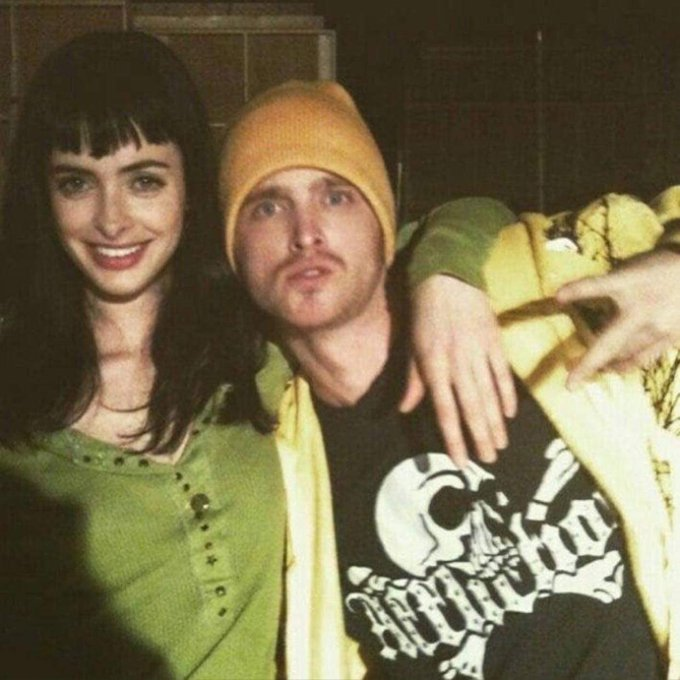 """I loved her, I loved her more than anything.\""  Breaking bad 2013 , Happy 40th Birthday Aaron Paul"