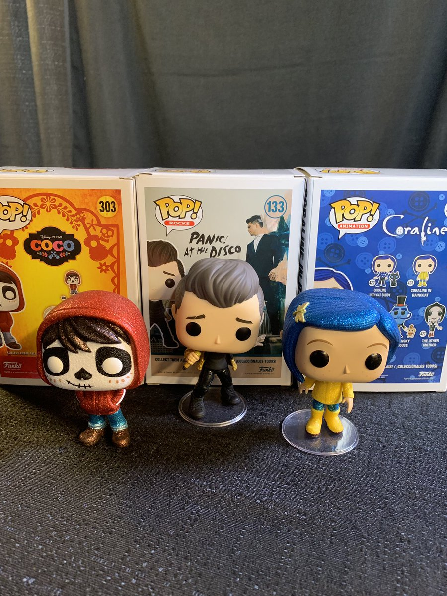 Hot Topic On Twitter Pop Diamond Coco And Coraline Pop Brendon Urie Panicatthedisco Myheroacademia Pins And Advent Calendar Marvel Pocket Pop S All Coming Soon Marvel Pocket Pop Calendar Already In Stores